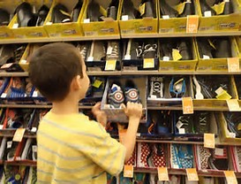 My Easter Shoe Shopping Bandits (Pre-Easter Antics Part 2 ...